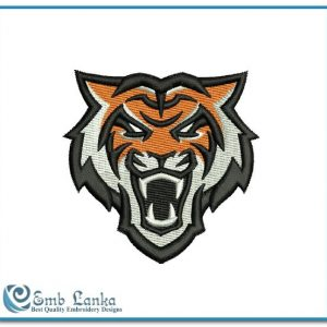 Logos Idaho State Bengals Logo Embroidery Design [tag]