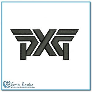 PXG Golf Logo Embroidery Design Logos Golf