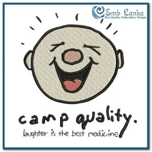 Free Camp Quality Logo Embroidery Design Free designs [tag]