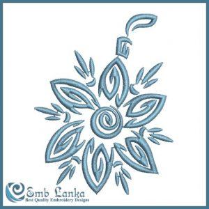 Christmas Star Embroidery Design Christmas
