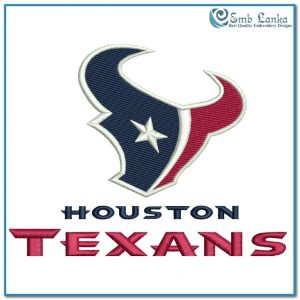 Logos Houston Texans Logo 2 Embroidery Design [tag]