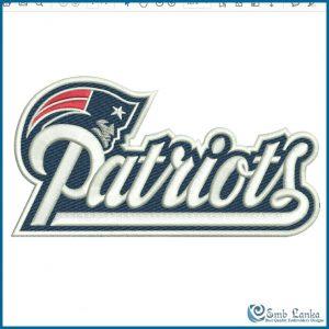 New England Patriots Logo 3 Embroidery Design Logos [tag]