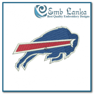 Logos Buffalo Bills Logo Embroidery Design [tag]