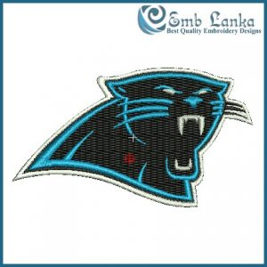 Logos Carolina Panthers Logo Embroidery Design [tag]