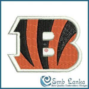 Cincinnati Bengals Logo Embroidery Design Logos [tag]