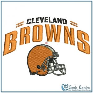 Logos Cleveland Browns Logo 2 Embroidery Design [tag]