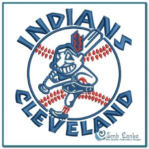 Cleveland Indians Logo Embroidery Design Logos [tag]