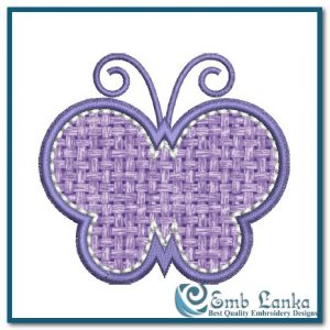 Appliques Free Purple Applique Butterfly Embroidery Design [tag]