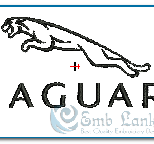 Jaguar Embroidery Design Free designs
