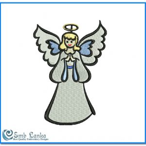 Angel Embroidery Design Angels