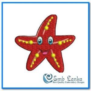 Cute Starfish 300x300, Emblanka