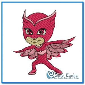 Owlette PJ Masks 300x300, Emblanka