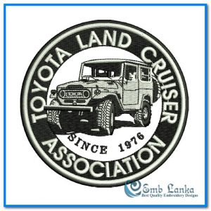 Toyota Land Cruiser Association Logo 300x300, Emblanka