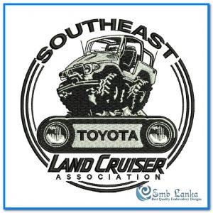Toyota Land Cruiser Logo 300x300, Emblanka